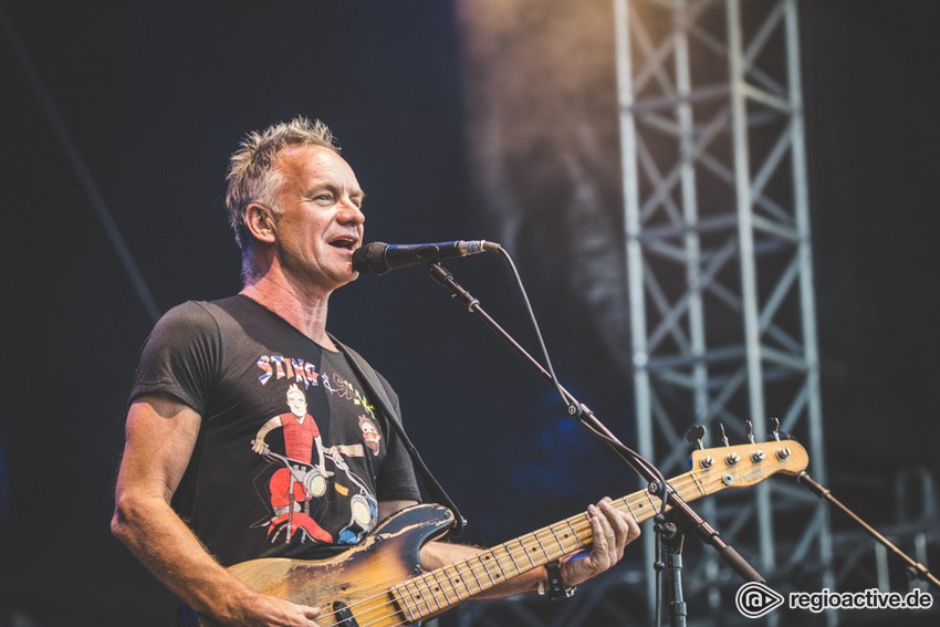 Sting & Shaggy | Live In Mainz 2018
