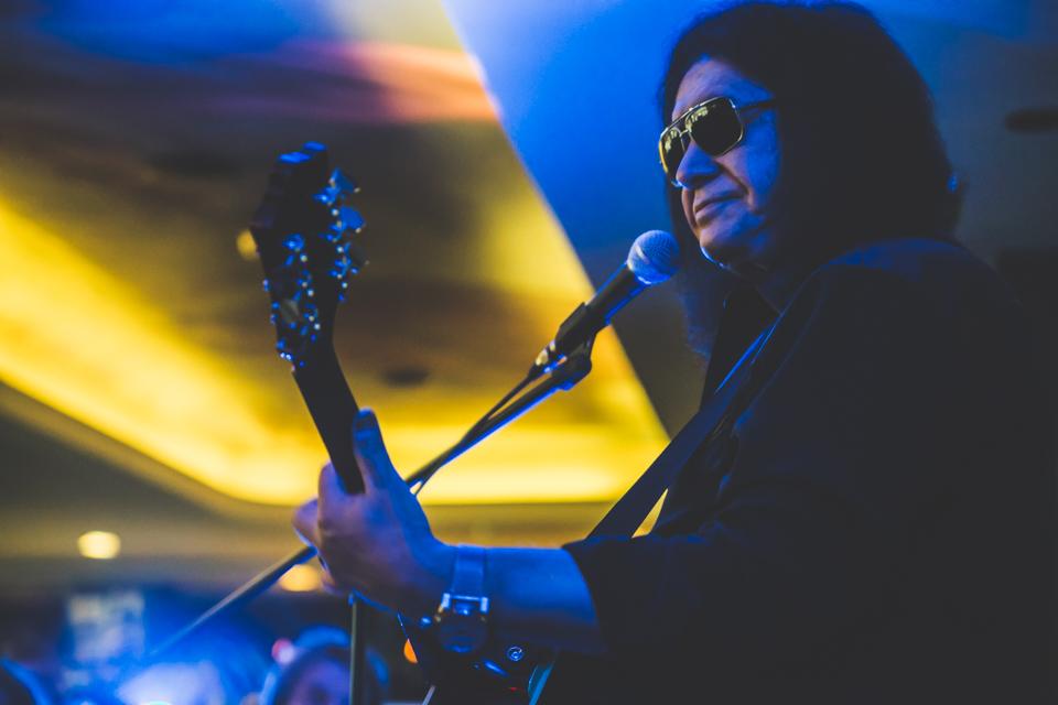 "Gene Simmons´ ""The Vault Experience""   Live In Frankfurt 2018"