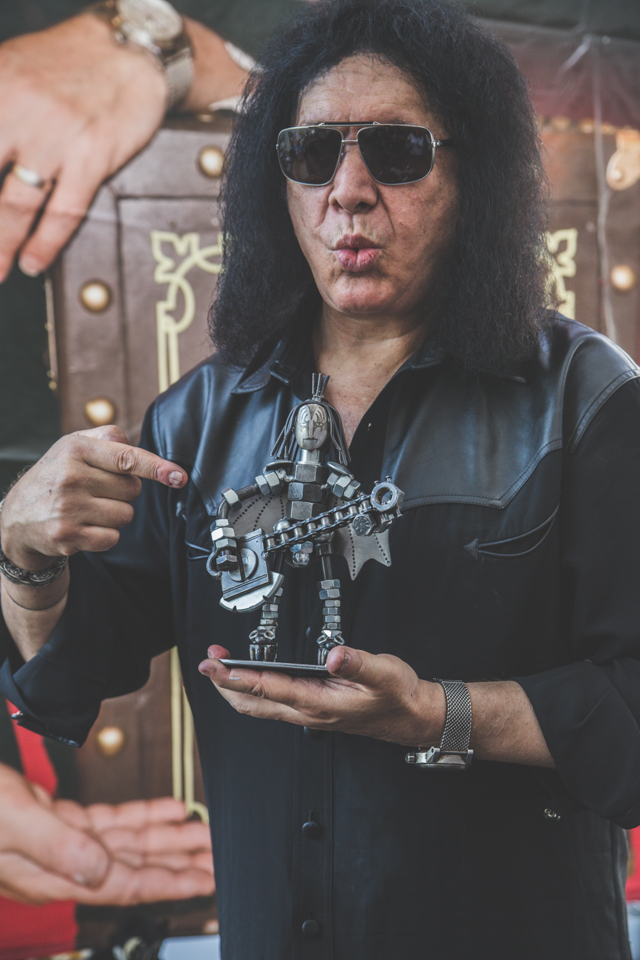 "Gene Simmons´ ""The Vault Experience"" 