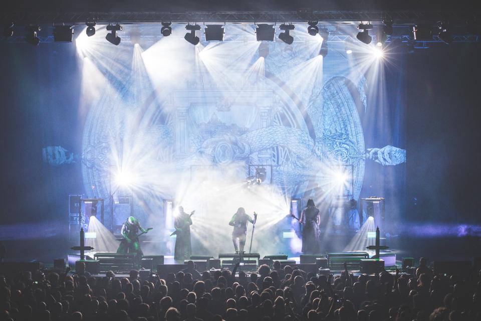 Dimmu Borgir, Jahrhunderthalle, Frankfurt, 02.12.2018, © Leonard Kötters