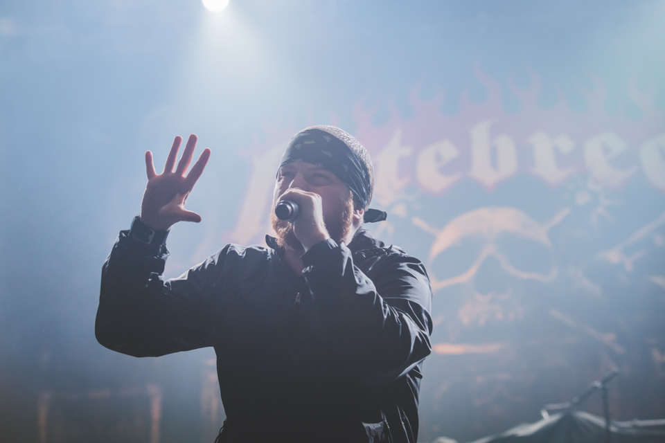 Hatebreed, Jahrhunderthalle, Frankfurt, 02.12.2018, © Leonard Kötters