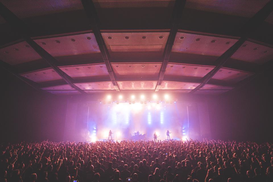 Kreator, Jahrhunderthalle, Frankfurt, 02.12.2018, © Leonard Kötters