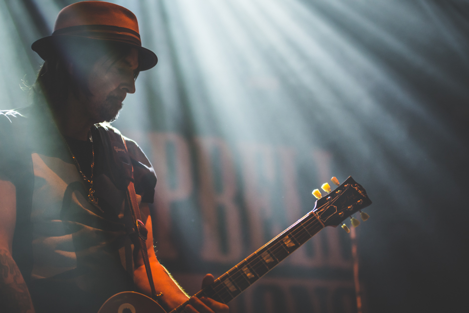 Phil Campbell & The Bastard Sons | Live In Offenbach 2019 © Leonard Kötters