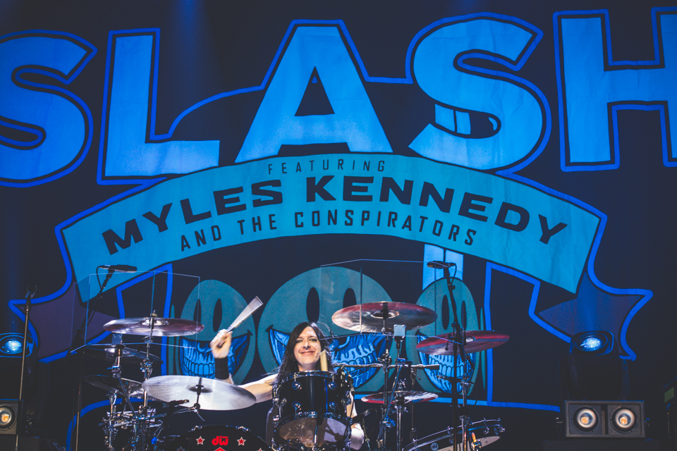 Slash feat. Myles Kennedy & The Conspirators | Live In Offenbach 2019 © Leonard Kötters