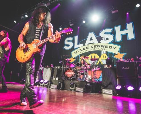 Slash feat. Myles Kennedy & The Conspirators | Live In Offenbach 2019 © Leonard Kötters