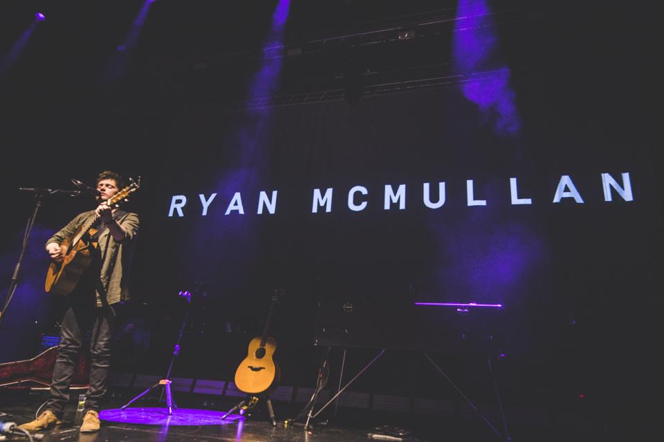 Ryan Mc Mullan, Jahrhunderthalle, Frankfurt, 08.02.2019, © Leonard Kötters