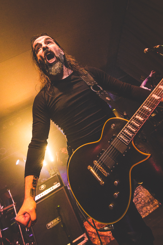 Rotting Christ, MS Connexxion, Mannheim, 09.12.2019, © Leonard Kötters
